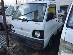 ミニキャブトラックTD 4WD 三方開 CD