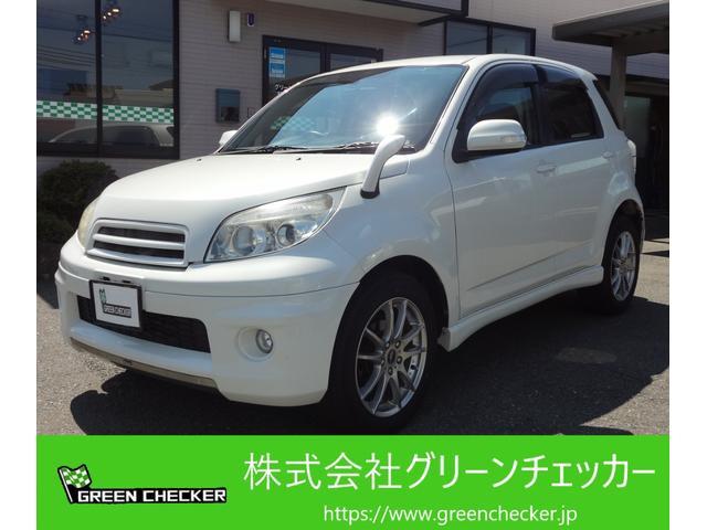 トヨタ ラッシュ G Lパッケージ /モデリスタエアロ/4WD/