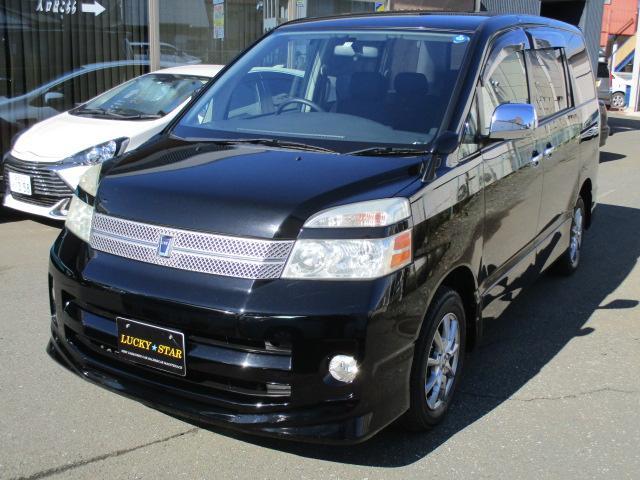トヨタ Z 煌 4WD 回転シート 両側パワースライドドア エンジンスターター HIDヘッドライト