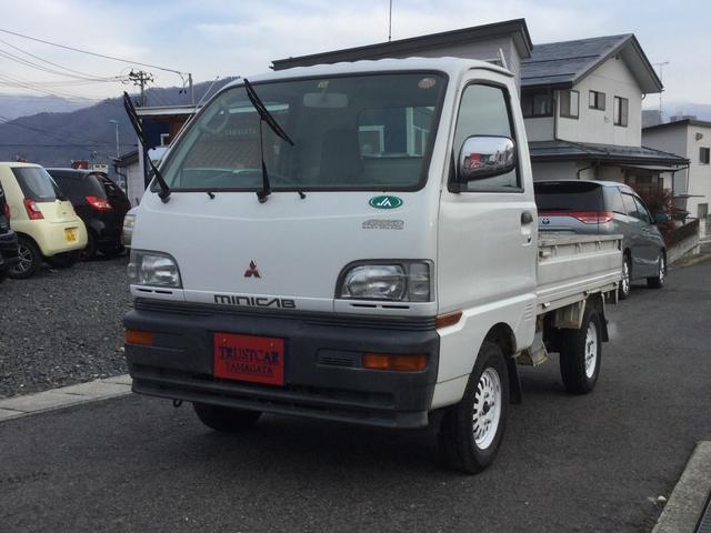 三菱 VXスペシャルエディション 4WD パワステ付