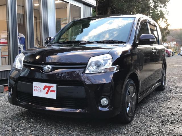 トヨタ DICE-G 左Pスライドドア HID エアロ 3列シート