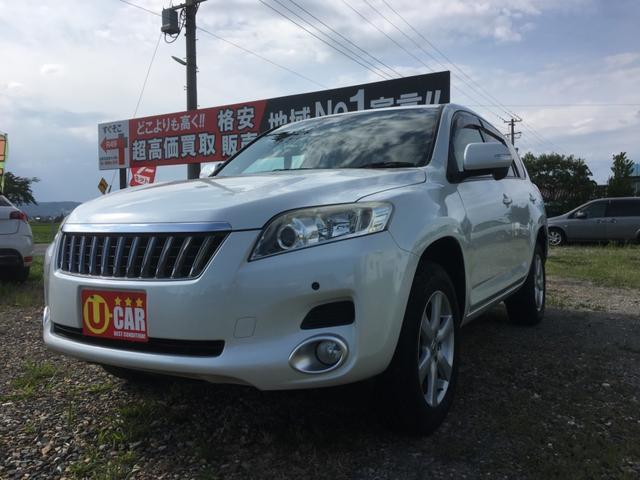 「トヨタ」「ヴァンガード」「SUV・クロカン」「福島県」の中古車
