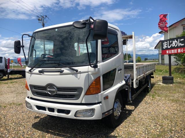 「その他」「ヒノレンジャー」「トラック」「福島県」の中古車