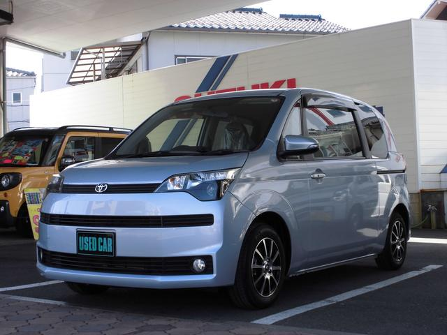 トヨタ X スマートキープッシュスタート 電動スライドドア