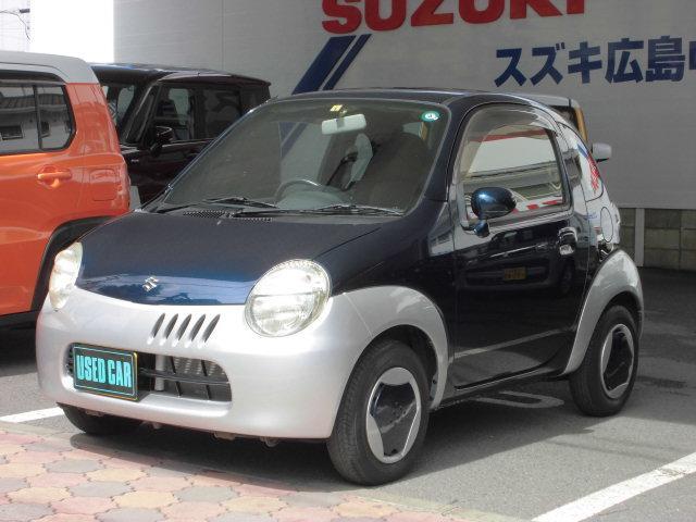 スズキ ガソリンB キーレス・社外CDオーディオ・ABS・エアバック・パワステ・パワーウインドウ・
