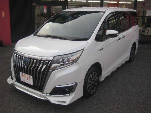 トヨタ ハイブリッドGi プレミアムパッケージ