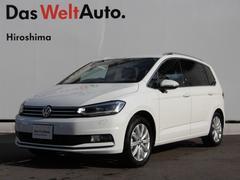 VW ゴルフトゥーランTSI ハイライン LED ACC デモカー 認定中古車