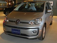 VW アップ!ハイアップ シートヒーター ETC オートライト 認定中古車