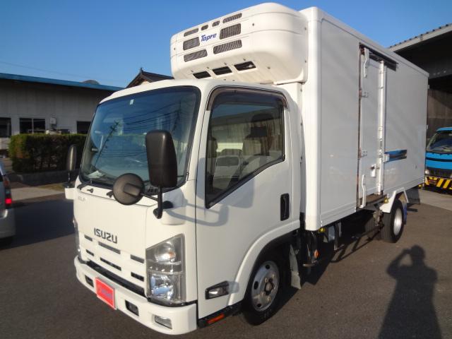 いすゞ 冷蔵冷凍車 低温 積載量2950kg ロング キーストン