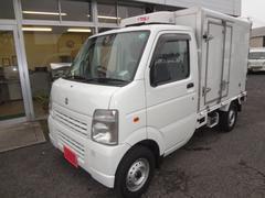 キャリイトラック冷蔵冷凍車 4WD 低温−30℃ オートマ CD ETC