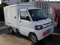 ミニキャブトラック冷蔵冷凍車4WD AT 三方開 −5度