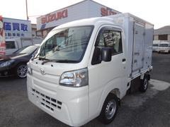 ハイゼットトラック冷蔵冷凍車 4WD 低温−20℃ 5速MT バックカメラ