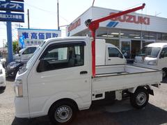 ミニキャブトラック4WD 5速ミッション クレーン付