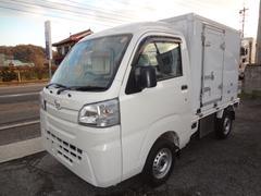 ハイゼットトラック4WD 冷蔵冷凍車 低温−22℃ オートマ