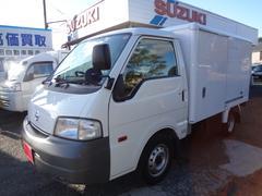 ボンゴトラック冷蔵冷凍車 中温−7℃ 5速ミッション 1800cc