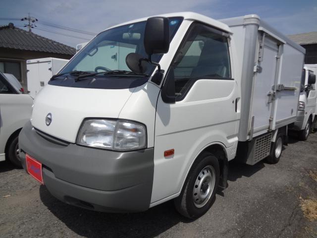 日産 冷蔵冷凍車 低温-22℃ 5速ミッション