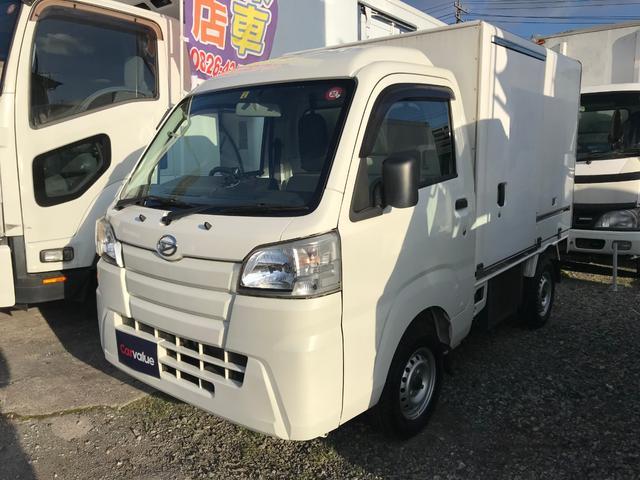 ダイハツ ハイゼットトラック 冷蔵冷凍車 中温‐7℃ キーレス 2WD オートマ ETC