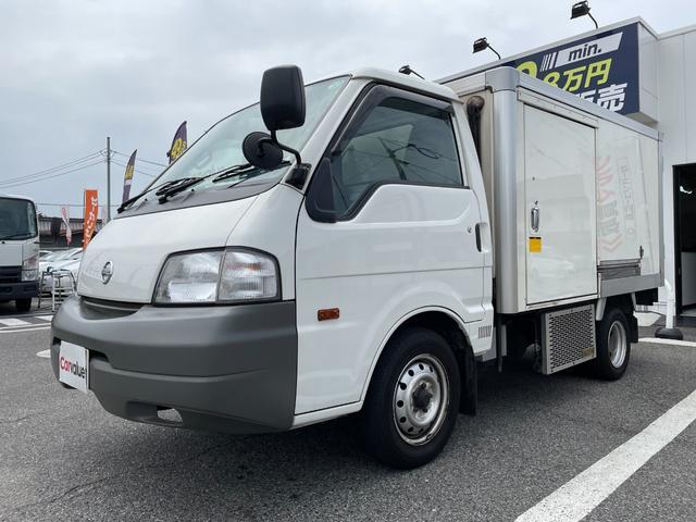 日産 バネットトラック  冷蔵冷凍車 中温-5℃ AT バックカメラ ETC COLD STAR冷凍機