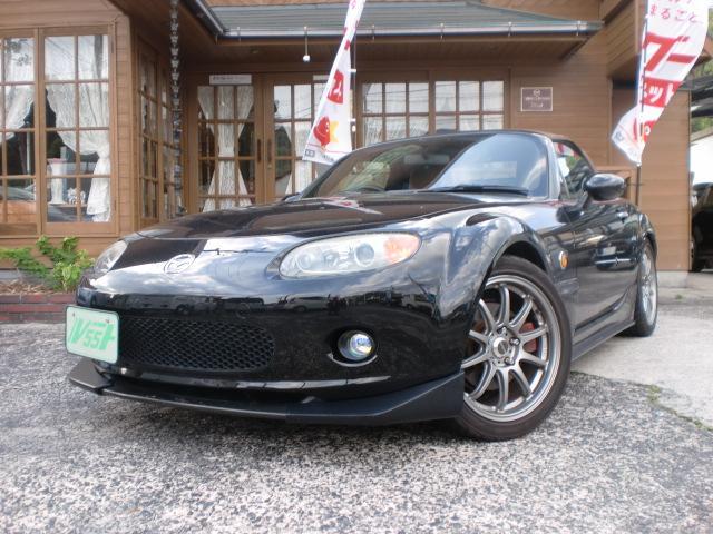 マツダ RS ローダウン 17インチアルミ 6速