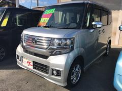 N BOXカスタムG・Lパッケージ 軽自動車 4WD CVT AC