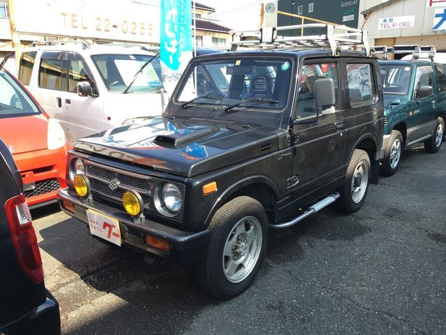 スズキ サマーウインド リミテッド ベルト交換済 4WD