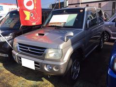 パジェロミニアクティブフィールドエディション 4WD ナビ Wエアバッグ