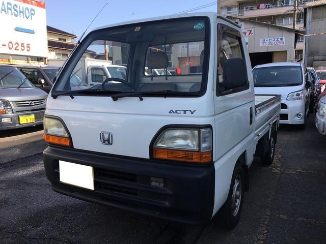 ホンダ SDX エアコン 平床ボディ 三方開 軽トラック 5MT