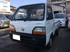 アクティトラックSDX エアコン 平床ボディ 三方開 軽トラック 5MT