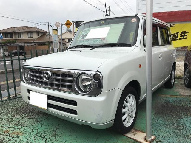 マツダ XS 軽自動車 ETC パールホワイト AT AC AW