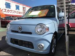 ミラココアココアX TV ナビ 軽自動車 ミストブルーマイカメタリック