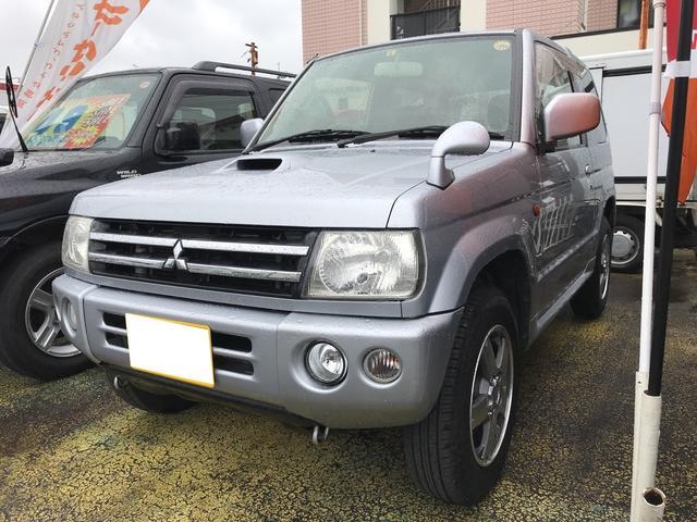 三菱 アクティブフィールドエディション ナビ 軽自動車 4WD