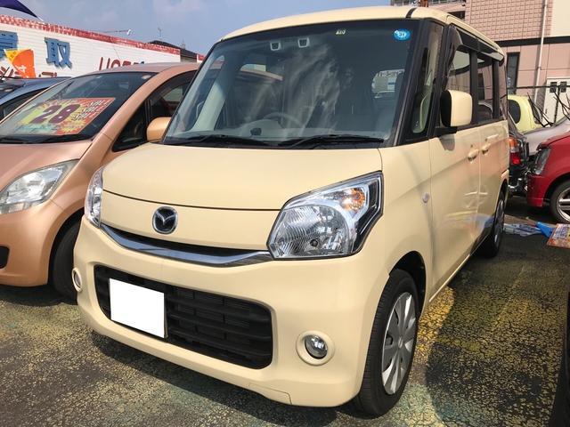 マツダ XS 軽自動車 ETC 衝突被害軽減システム ライトイエロー
