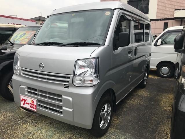 日産 DX AC CVT 軽バン