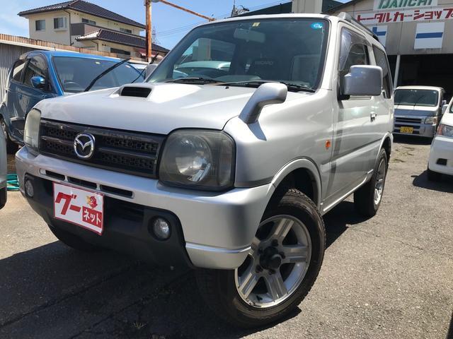 マツダ XC ナビ 軽自動車 ETC 4WD