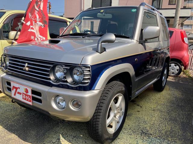 三菱  4WD シルバーII AT AC 修復歴無 AW