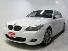 BMW525i Mスポーツパッケージ サンルーフ ユーザー仕入れ