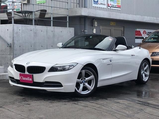 BMW sDrive23i  純正HDDナビ 電動オープン ETC