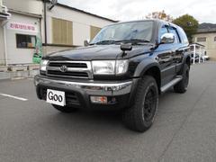 ハイラックスサーフSSR−X Vセレクション 4WD キーレス 17アルミ