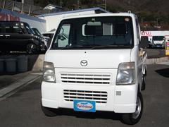 スクラムトラックKCスペシャル 4WD エアコン パワステ 作業灯 バイザー