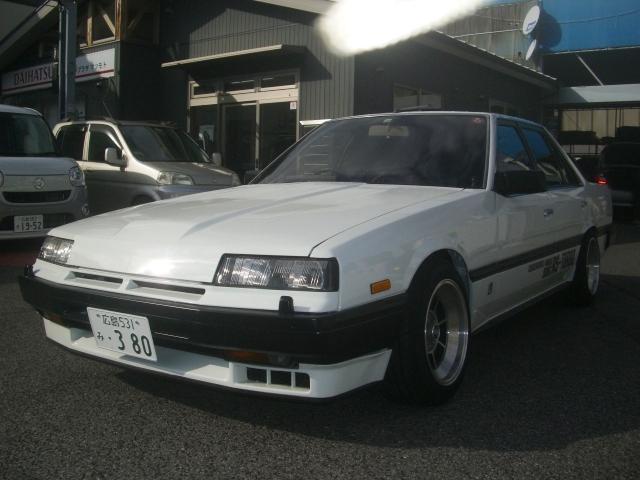 スカイライン(日産) 2000ターボRS−X 中古車画像