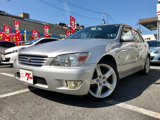 トヨタ RS200 Zエディション 6速MT 禁煙車 CD AW
