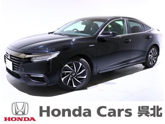 インサイト(ホンダ)EX・ブラックスタイル 中古車画像
