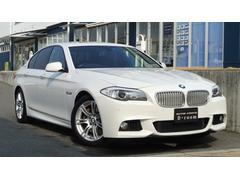 BMWアクティブハイブリッド5 MスポーツPKG 黒レザー SR