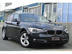 BMW116i スポーツ i−Drive 純正HDDナビ ETC