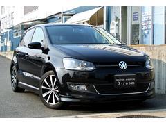VW ポロTSIコンフォートラインBモーションテクノロジー 純正エアロ