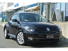 VW ザ・ビートルデザイン ワンオーナー キセノン クルーズコントロール