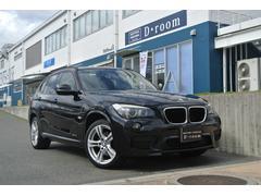 BMW X1sDrive 18i Mスポーツ アルカンターラシート