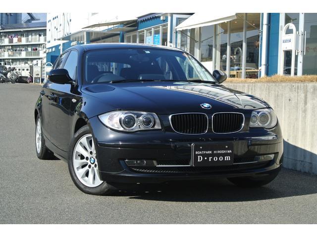 BMW 116i 社外HDDナビ バックカメラ キセノンヘッドライト