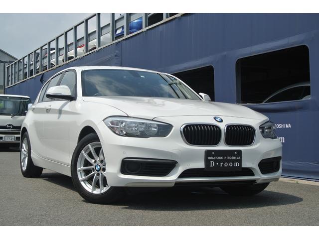 BMW 118i 走行39,300km 純正HDDナビ バックカメラ