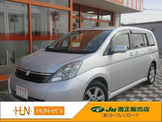 トヨタ プラタナ 左側パワスラ 社外HDDナビ 全国12ヶ月保証付